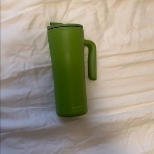 Aladdin travel coffee mug